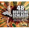 Echos (Tba) 48 Deutsche Schlager der 50er & 60er Jahre [Import allemand]